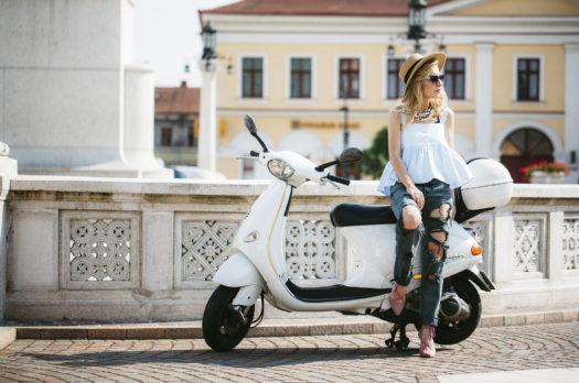 Vespa & Viespea: Perfect Boyfriend Jeans